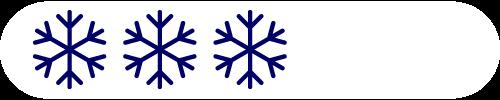 Freezability Index of Three