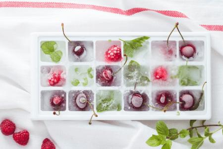 Can you freeze fresh cherries?