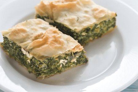 How to thaw spinach